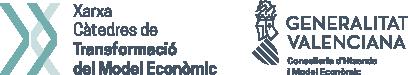 Xarxa Càtedres de Transformació del Model Econòmic Logo